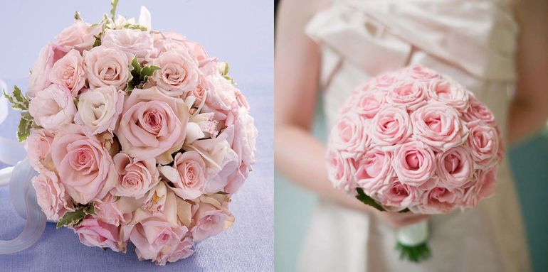 tsena-tsveti-krasno-belie-buket-nevesti-iz-rozovie-rozi-buket-instagram