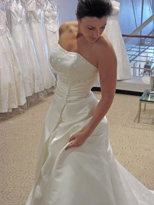 Свадебные платья - как выбрать