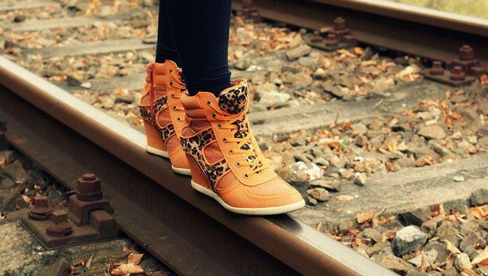 Как выбрать модную и стильную обувь