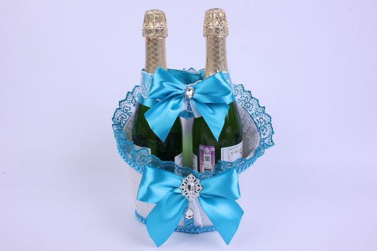 Шампанское для молодоженов