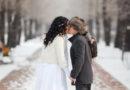 Зимняя свадьба: чем согреться невесте на открытом воздухе
